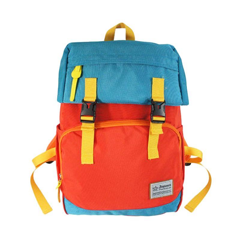 Aopusen Backpack AA-11157 Orange Tas Ransel