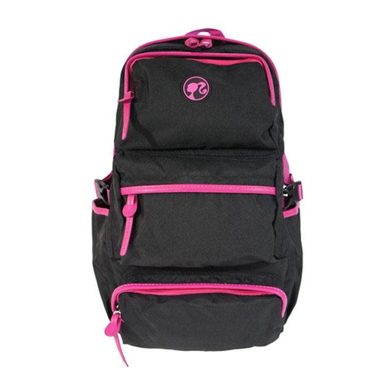 Barbie AA-11143-25 Black Tas Sekolah [19 Inch]