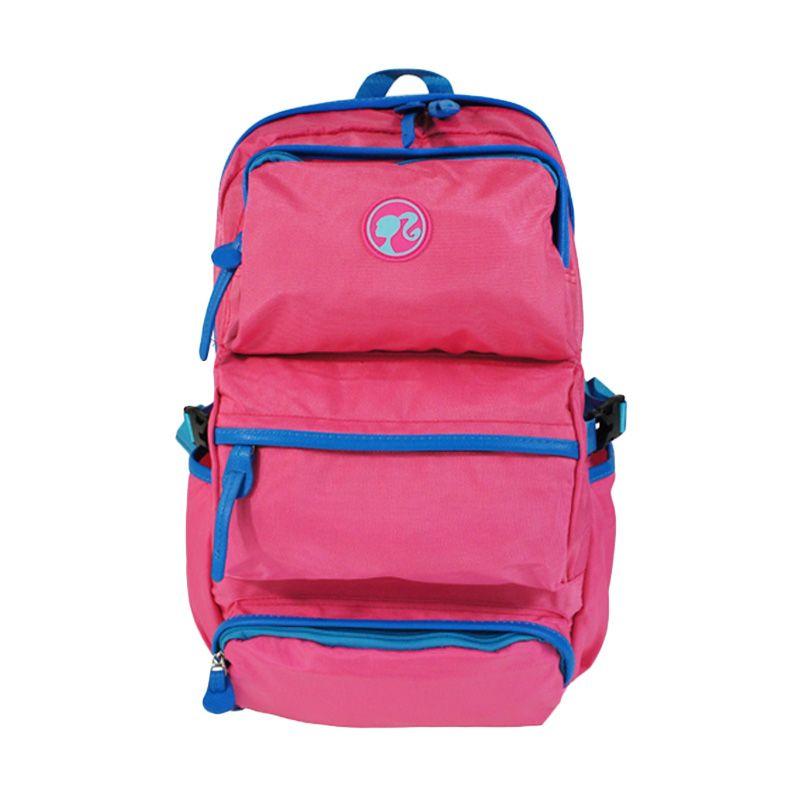 Barbie AA-11143-25 Pink Tas Sekolah [19 Inch]