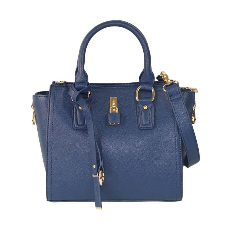 Bellezza 1289-38 Navy Blue Handbag Tas Tangan
