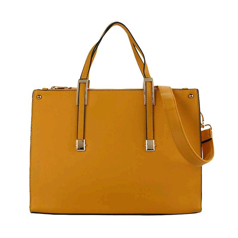 Bellezza 1291-38 Yellow Handbag Tas Tangan