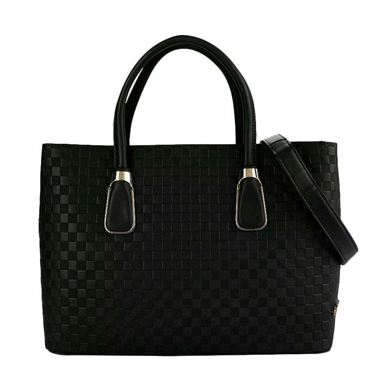 Bellezza 1462-38 Black Handbag Tas Tangan