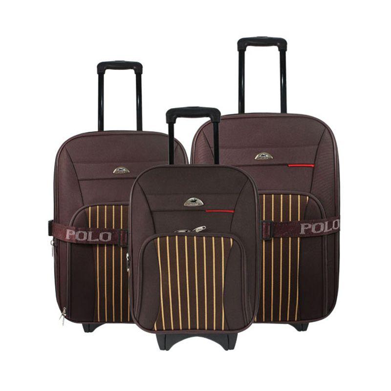 Polo Twin 990283 Coffee Koper