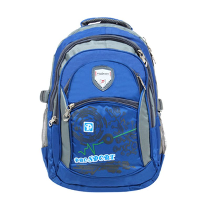 Prosport 28JM169-07 Blue Backpack Tas Ransel