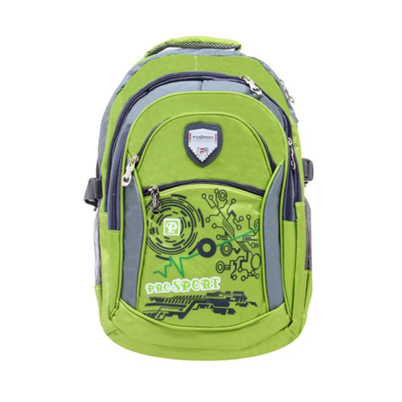Prosport 28JM169-07 Green Backpack Tas Ransel