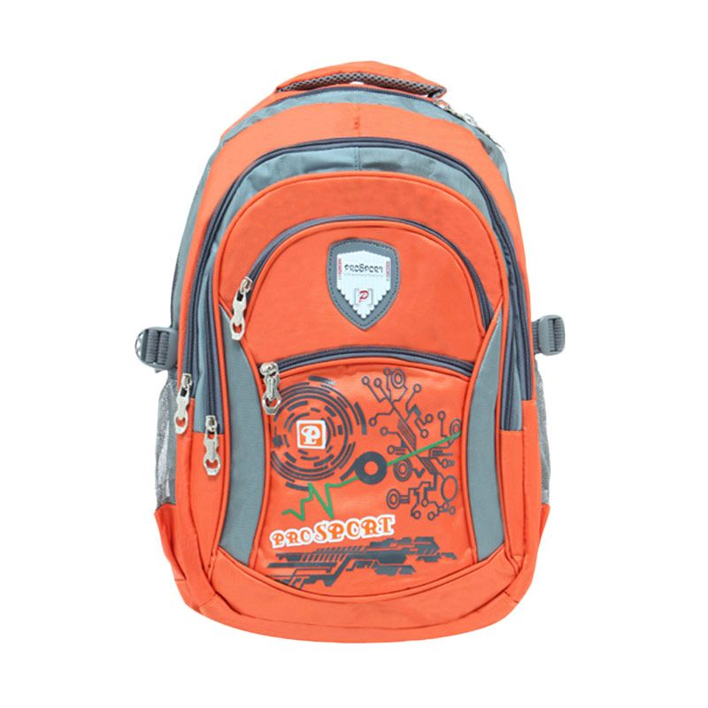 Prosport 28JM169-07 Orange Backpack