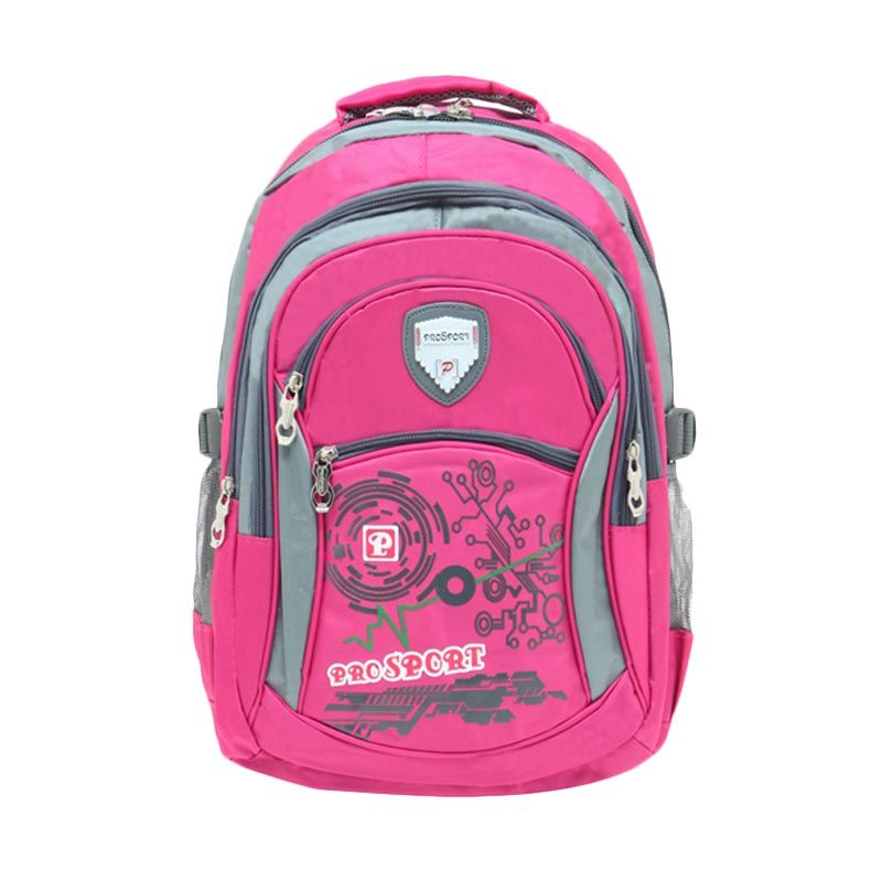 Prosport 28JM169-07 Pink Tas Ransel