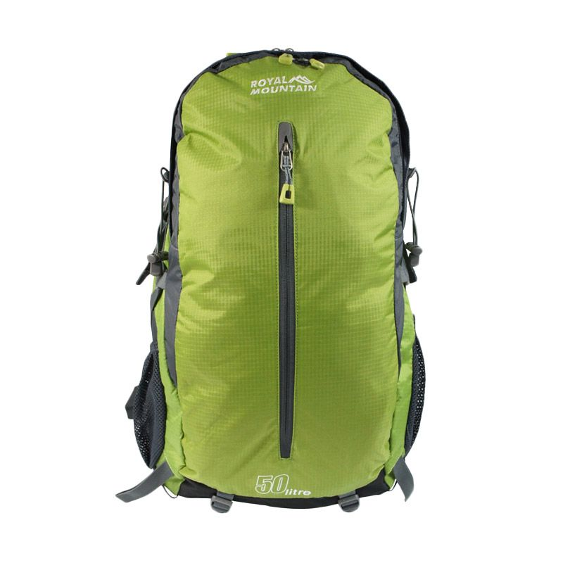 Royal Mountain 6099-22 Green Backpack Tas Ransel