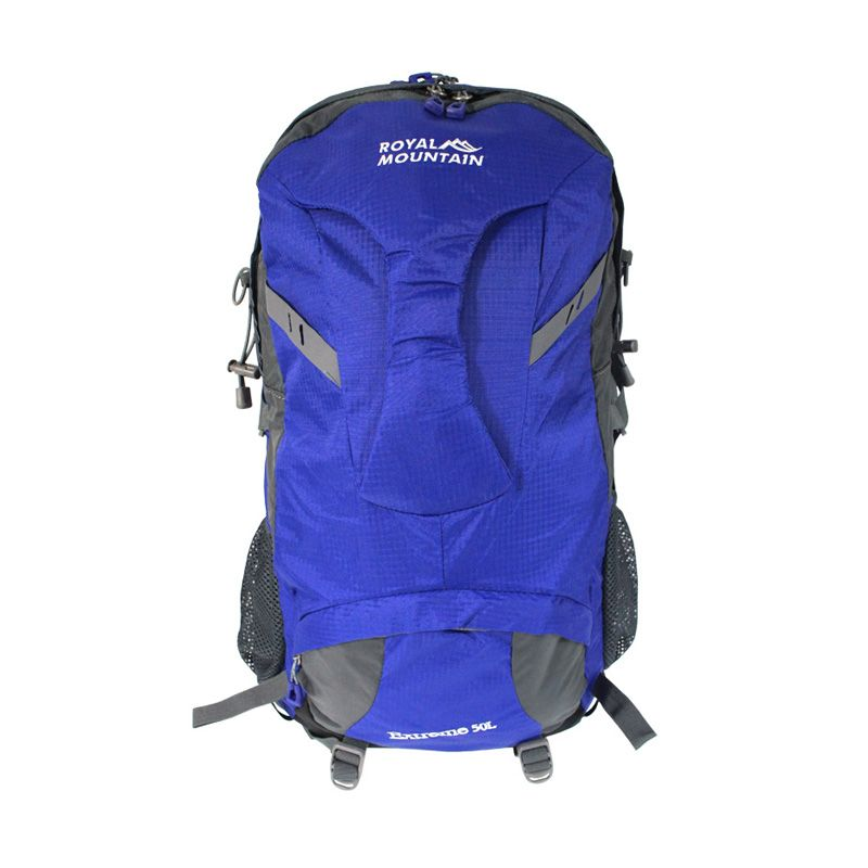 Royal Mountain 8380-22 Blue Backpack Tas Ransel