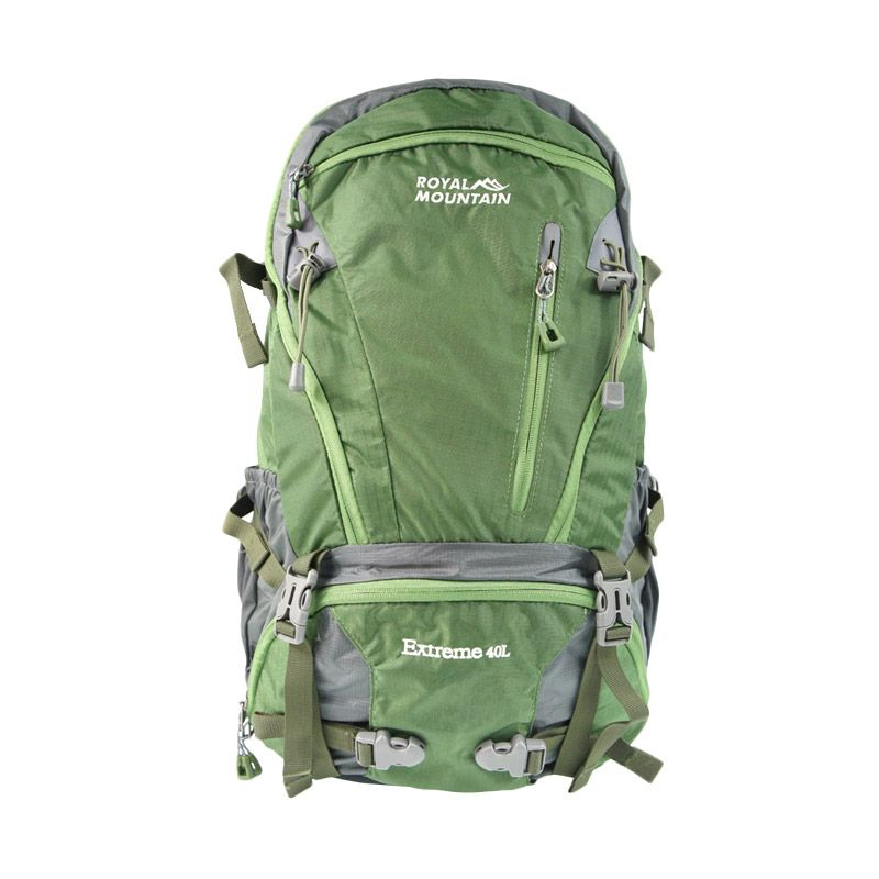 Royal Mountain 8421-22 Green Tas Ransel