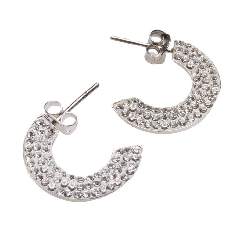 Agatha Paris Ceramique 2320211-136-TU Silver Anting