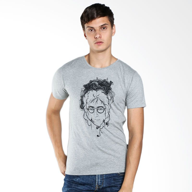 Subliminal 111115 Perception Grey T-shirt Extra diskon 7% setiap hari Extra diskon 5% setiap hari Citibank – lebih hemat 10%