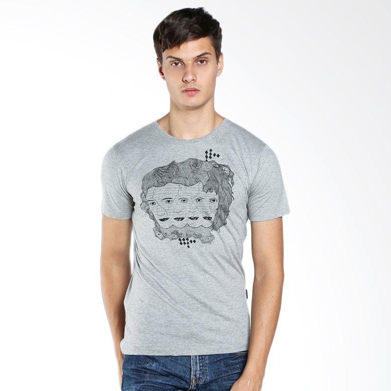 Subliminal 111116 Audio Grey T-shirt Extra diskon 7% setiap hari Extra diskon 5% setiap hari Citibank – lebih hemat 10%