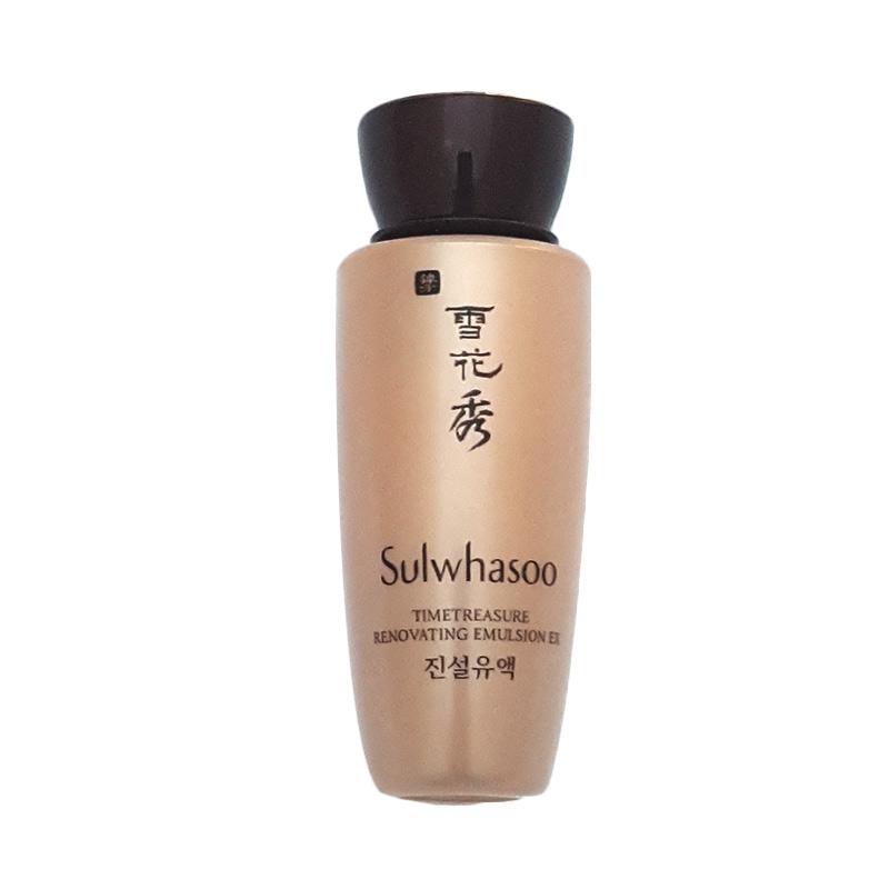 Sulwhasoo Time Treasure Renovating Emulsion Perawatan Wajah [20 mL]