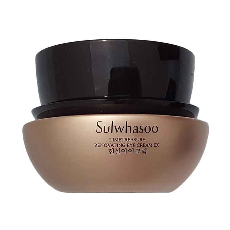 Sulwhasoo Time Treasure Renovating Eye Cream EX Perawatan Krim Mata