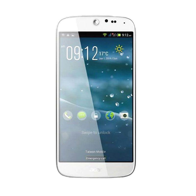 Acer Liquid Jade S55 Putih Smartphone