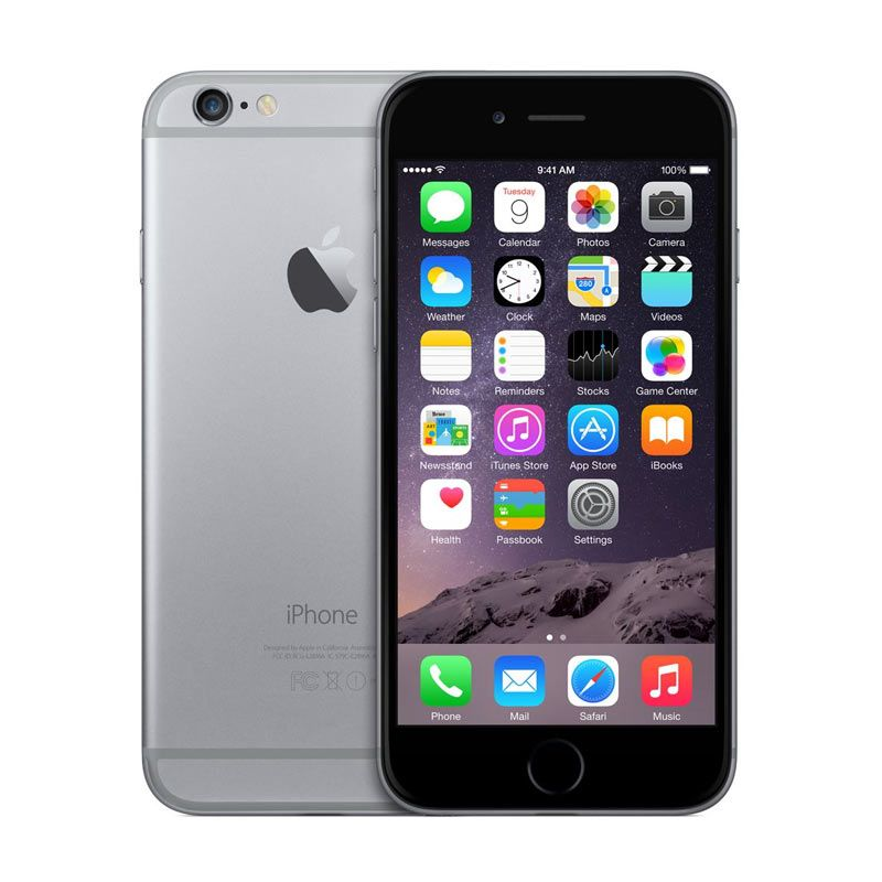 Apple iPhone 6 64 GB...Smartphone