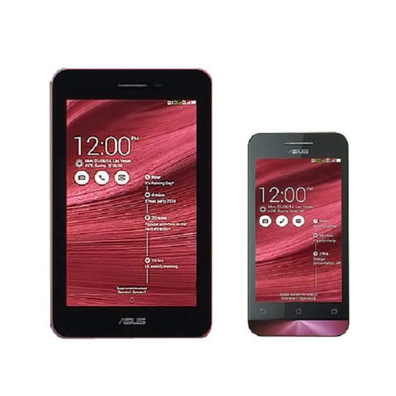 Asus Padfone Mini PF400CG Merah Tablet