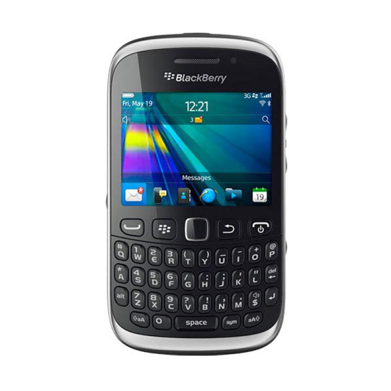 Blackberry Armstrong 9320 Hitam Smartphone [Garansi Resmi]