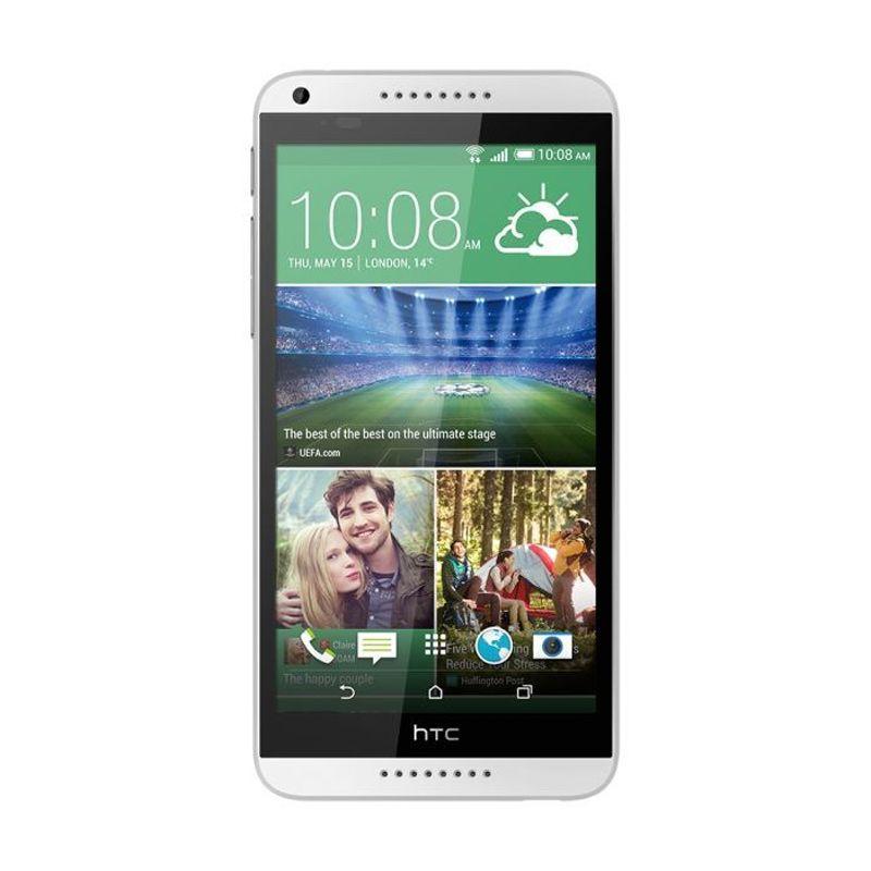 HTC Desire 816 Putih Smartphone [8 GB]