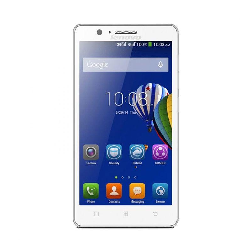 Lenovo A536 White Smartphone [8 GB]