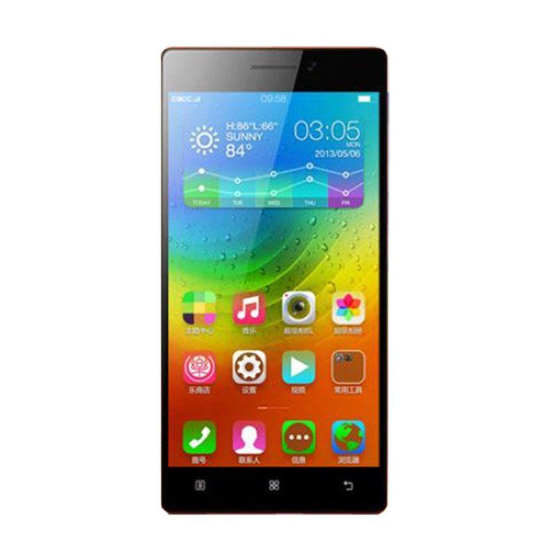 Lenovo Vibe X2 4G LTE Merah Smartphone [32 GB]