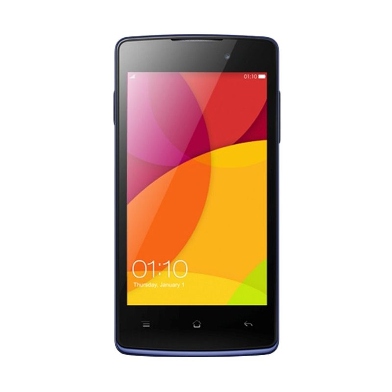 Oppo Joy Plus R1011 Blue Smartphone