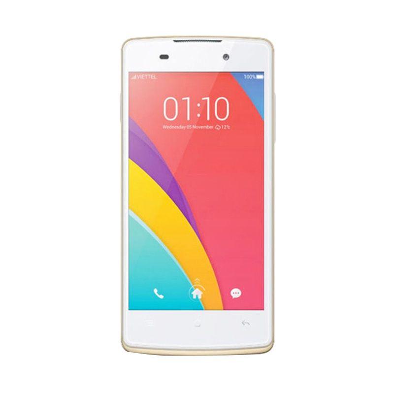 Oppo Joy Plus R1011 White Smartphone