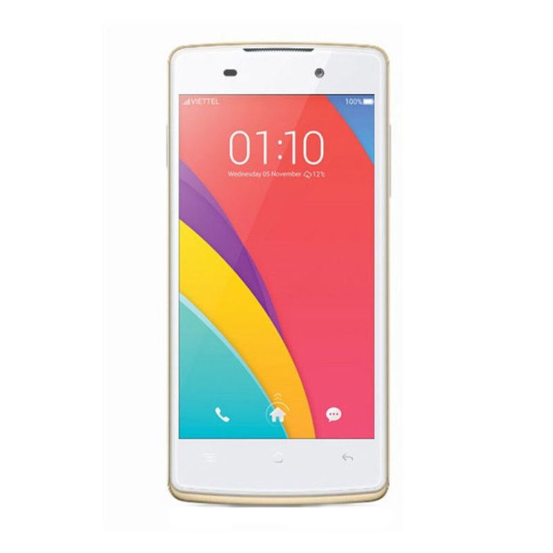 Oppo Joy3 A11W White Smartphone