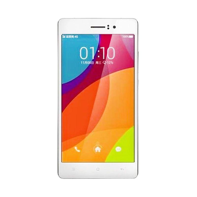 Oppo R5 Silver Smartphone [16 GB]