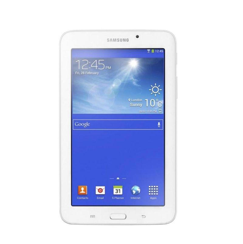 Samsung Galaxy Tab 3V T116 White Tablet + Micro SD 8 GB
