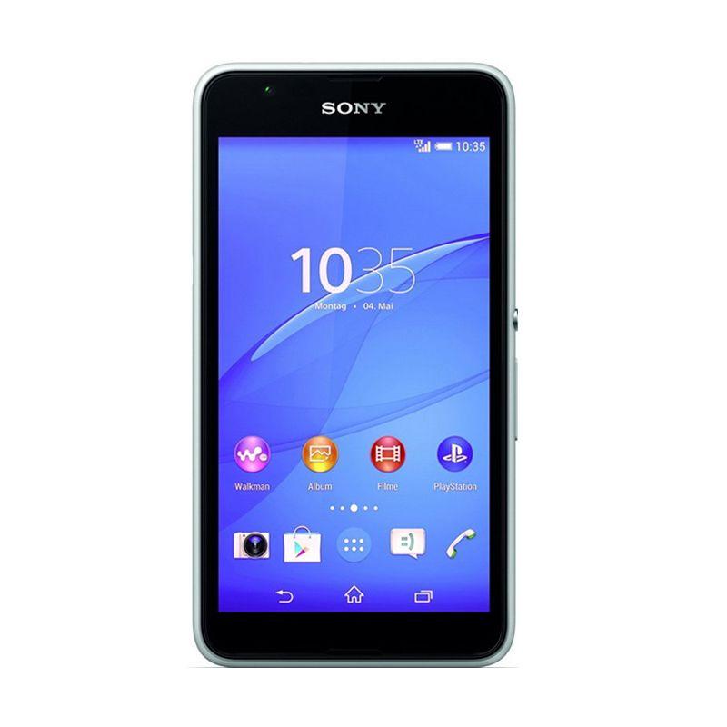 Sony Xperia E4 E2115 White Smartphone