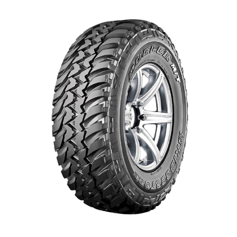 Bridgestone Dueler 674 31X10.5 R15 Ban Mobil