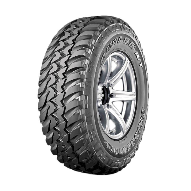 Bridgestone Dueler 674 31 X 10.5 R15 Ban Mobil [Gratis Pasang]