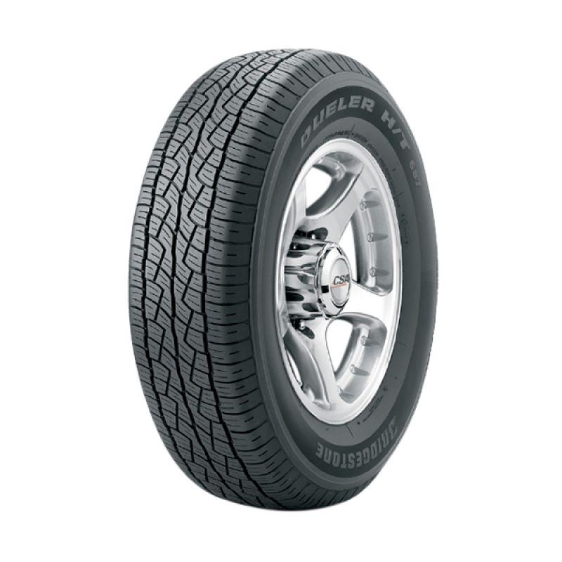 Bridgestone Dueler 687 235/60 R16 Ban Mobil [Gratis Pasang]