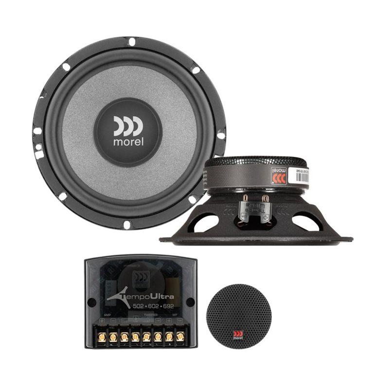 Morel Tempo Ultra 602 2 Way Car Speaker