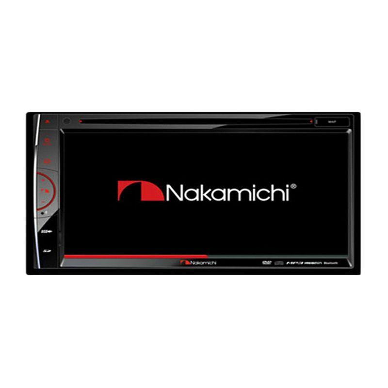 Jual Nakamichi NA5502 GPS Double Din Head Unit Mobil