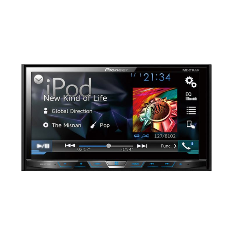 Pioneer AVH x5750BT ... Head Unit