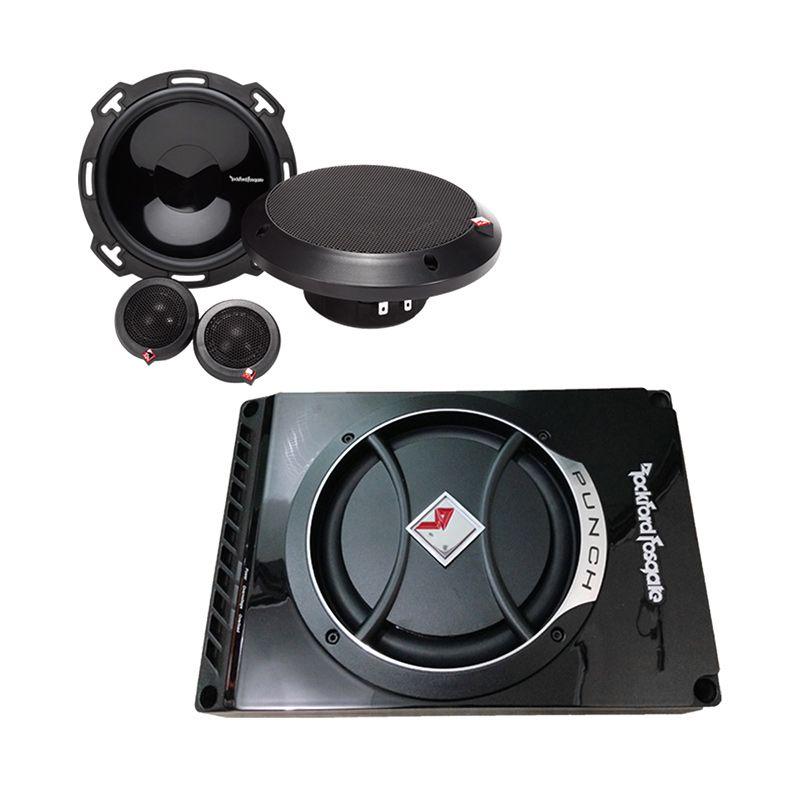 Rockford Fosgate High Sound Quality Mid Bass Mobil - Paket Merdeka