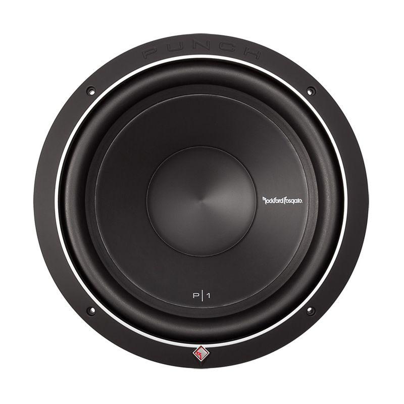 harga Rockford Fosgate P1S4-12 Punch Series Subwoofer Speaker Mobil [12 Inch] Blibli.com