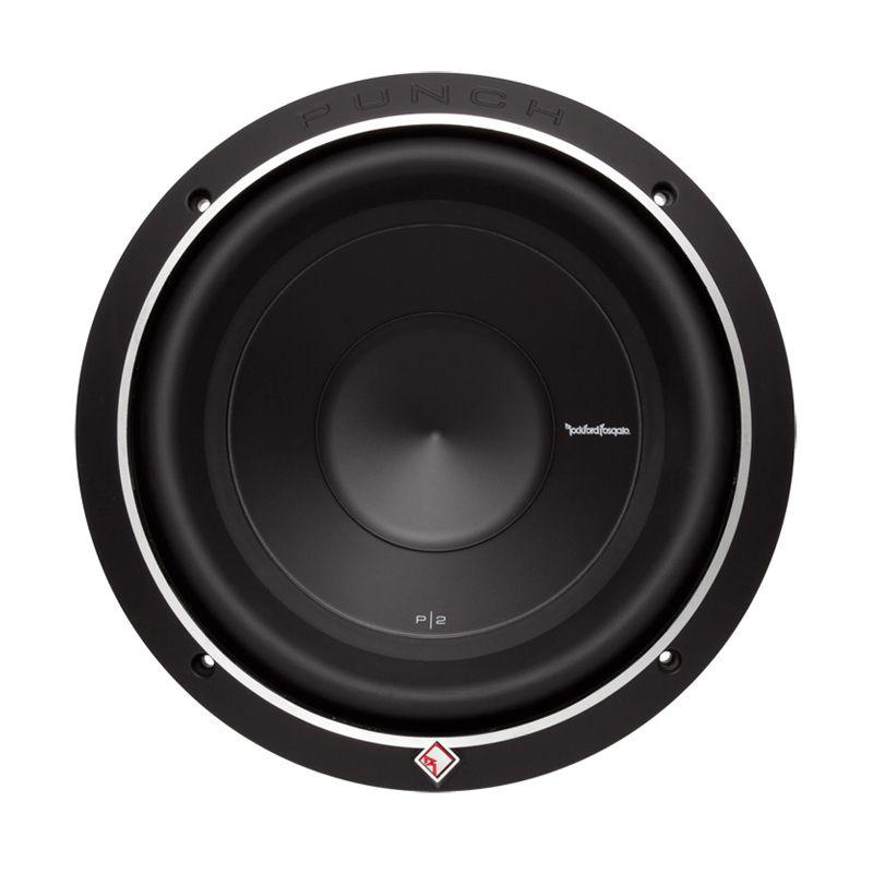 harga Rockford Fosgate P2D4-10 Punch Series Subwoofer Speaker Mobil [10 Inch] Blibli.com