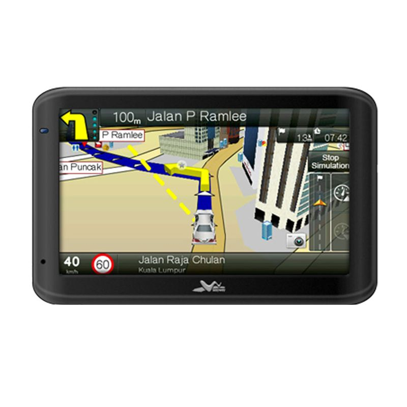 Wayway Q4035 GPS Portable