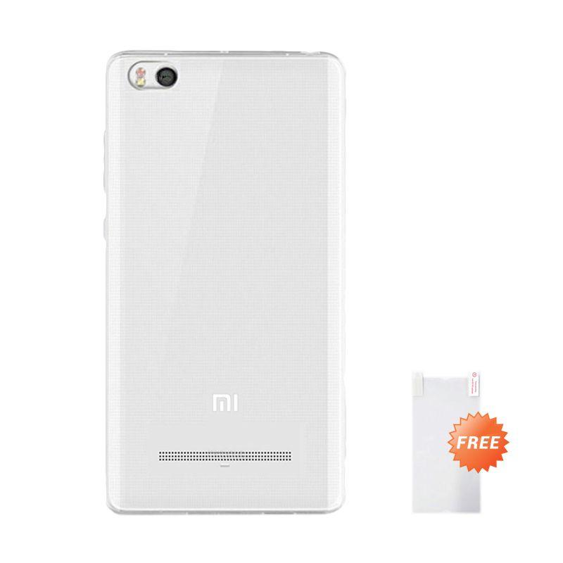 Accessories Hp Edisi Prime Aircase Ultrathin for Xiaomi Redmi 2 - Merah Clear .