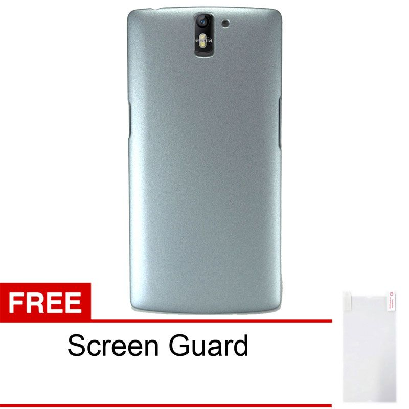 Sunrise Grey Casing for OnePlus One + Screen Guard