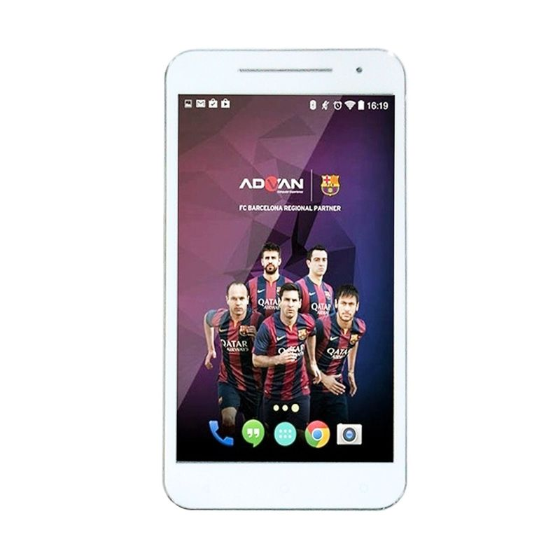 Advan T1X Pro White Tablet Android