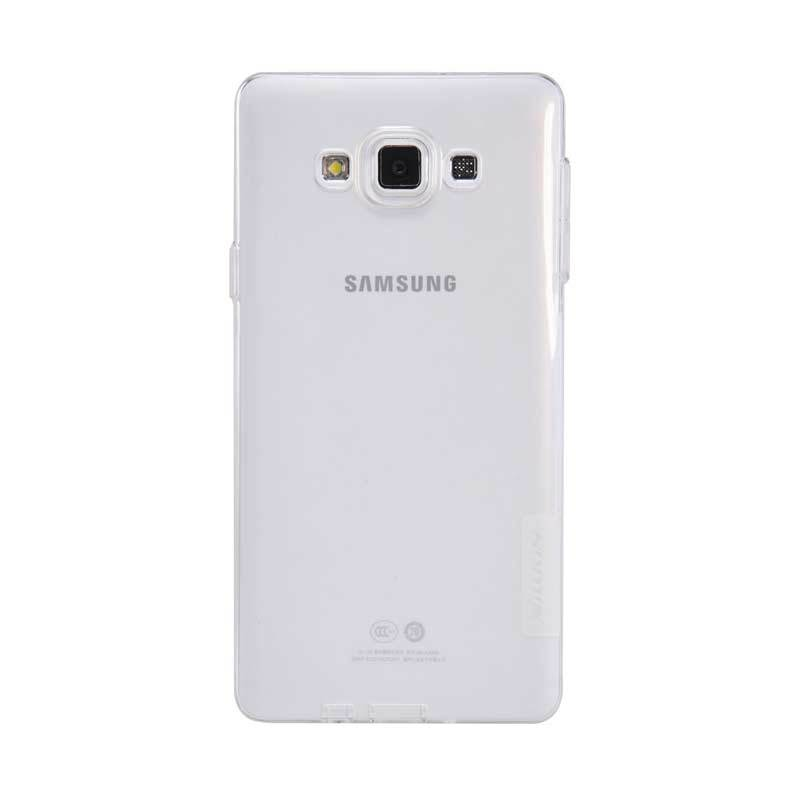 Nillkin Nature TPU White Transparan Casing for Samsung Galaxy E7