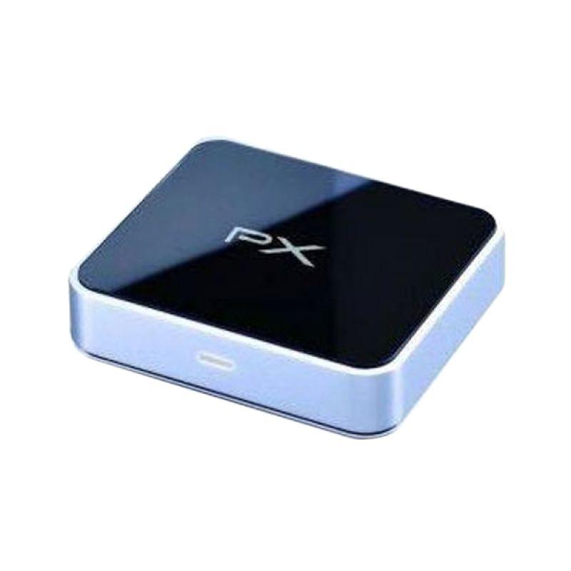 PX BTR-1600 Hitam Bluetooth Music Receiver
