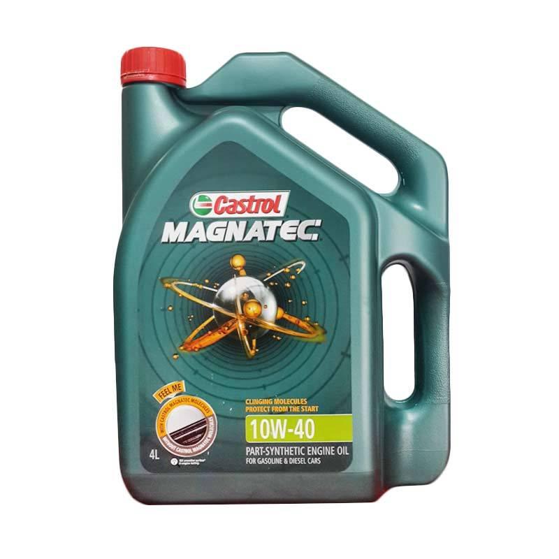 Castrol Magnatec SAE 10W/40 4Ltr