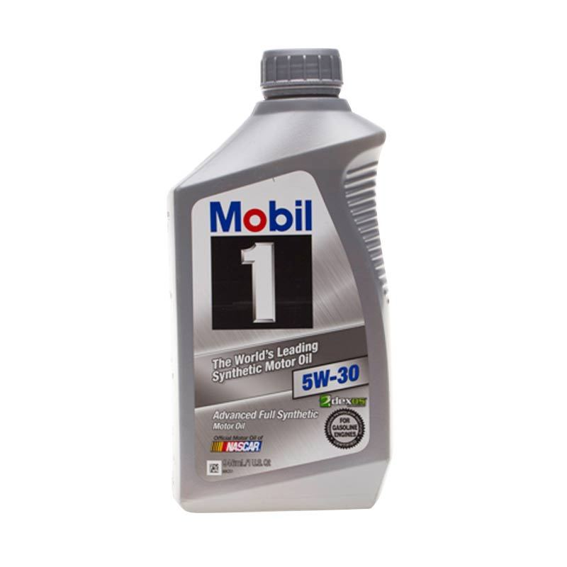Mobil 1 Advanced Full Synthetic SAE 5W/30 Oli Pelumas [946 mL]