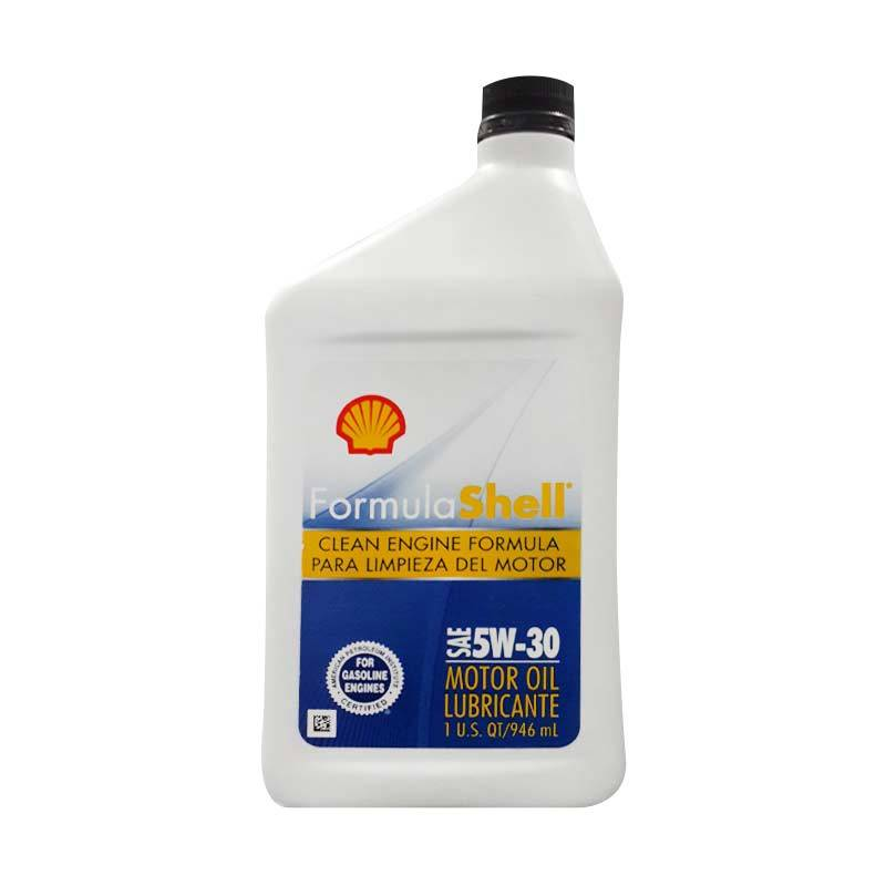 Shell Formula Clean Engine SAE 5W/30